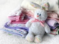 Morozova Tatiana: Lot of different baby clothes for the newborn